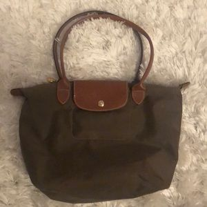 Longchamp Top Handle Tote